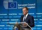 Tusk: Jest post�p w sprawie Wielkiej Brytanii, ale wci�� wiele do zrobienia