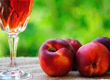 Sherry z brzoskwiń - ugotuj