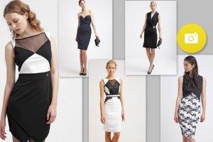 Dopasowane sukienki koktajlowe - jakie wybra�, by czu� si� dobrze