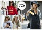 Street fashion na New York Fashion Week - ko�c�wka tygodnia mody w obiektywie Dine & Dash