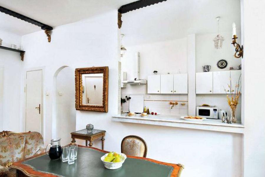 Aranżacja mieszkania: kuchnie gwiazd