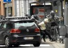 Akcja służb w Brukseli