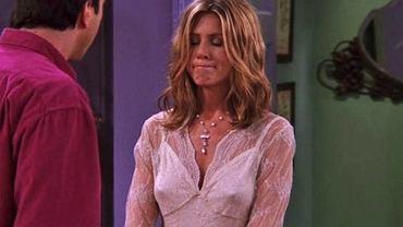 Jennifer Aniston grająca Rachel