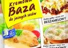 Jeden produkt a tyle mo�liwo�ci - nowa Kremowa baza do jasnych sos�w WINIARY!