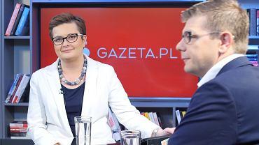Katarzyna Lubnauer gościem porannej rozmowy Gazeta.pl