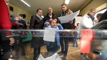 Obwodowa Komisja Wyborcza przy ul. Szczecińskiej