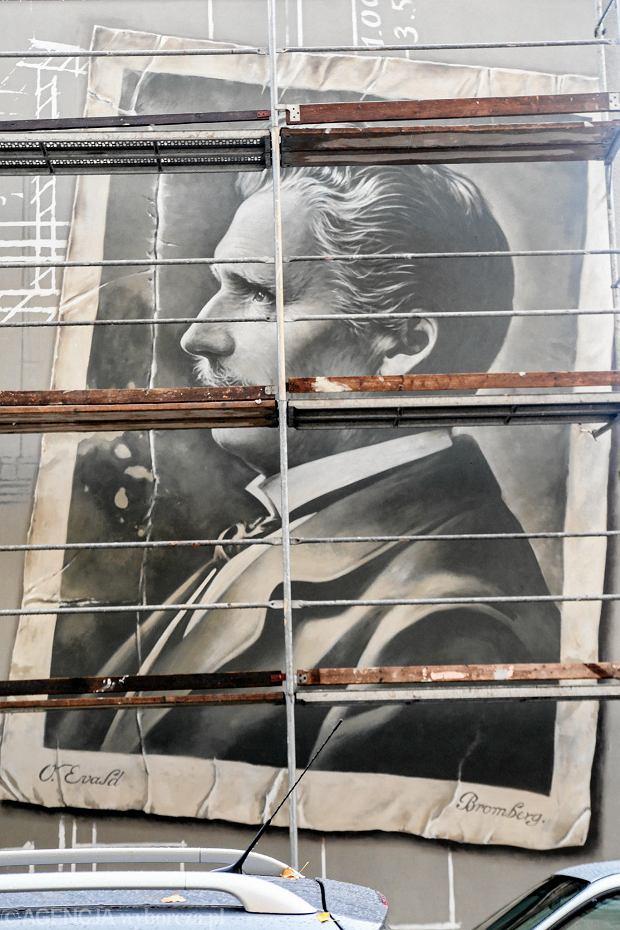 Zdjęcie numer 0 w galerii - Święcicki już spogląda na swoją ulubioną ulicę [ZDJĘCIA]
