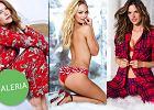 Look marki: Victoria's Secret w świątecznej czerwieni