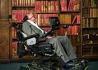 Stephen Hawking nie żyje. Słynny fizyk, badacz Wielkiego Wybuchu i czarnych dziur, umarł w wieku 76 lat