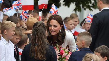 Wizyta Kate i Williama w Polsce