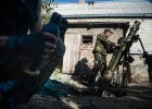 Separaty�ci w starciach z Ukrai�cami wykorzystuj� sprz�t dostarczony im z Rosji