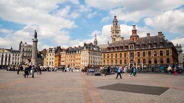10. Lille (Francja) 208,95 funtów (około 1000 zł) za weekend
