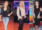 """G�rniak w jeansie, Sadowska w sk�rze, Steczkowska jak zwykle elegancka. Gwiazdy na konferencji """"Sylwestra z Dw�jk�"""""""