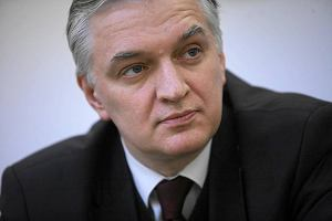 Niemieckie media o Jaros�awie Gowinie: Jest bez szans, ale pr�buje starcia z Tuskiem