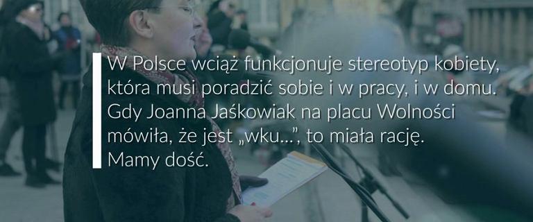Prezydent Poznania? Nic mi nie wiadomo o moim starcie - mówi Dorota Bonk-Hammermeister z Prawa do Miasta [ROZMOWA W MAGAZYNIE POZNAŃSKIM]