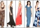 Długie sukienki na lato 2014 - 100% komfortu