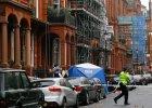 Dw�ch Polak�w zgin�o, remontuj�c mieszkanie milionera w Londynie. Wci�gali sof� przez balkon