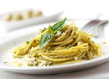 Spaghetti z pesto - ugotuj