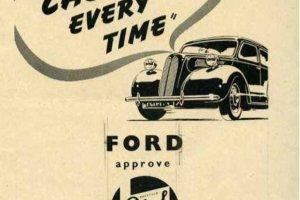 Castrol i Ford | Razem od 100 lat
