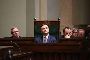 Prezydent skierował do Sejmu projekty ws. wieku emerytalnego i kwoty wolnej