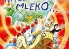 Niewiarygodna podróż w czasie z mlekiem w tle - Neil Gaiman dla dzieci!