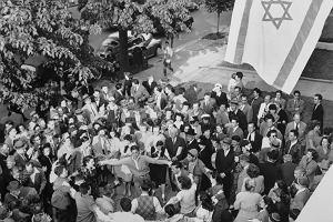 Państwo żydowskie nie powstało jako zadośćuczynienie za Zagładę