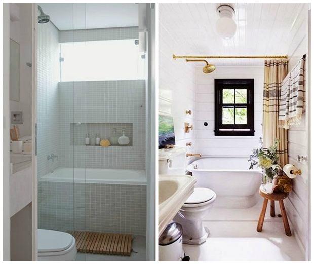 Mała łazienka Duży Problem Proste Sposoby Na łazienkę W Bloku