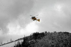 Tragedia na Babiej Górze - nie żyje mężczyzna porażony piorunem. Drugi turysta zginął w Szczyrku