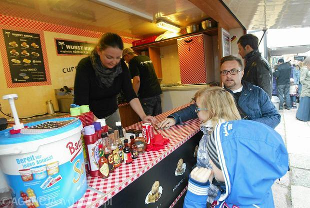 Samochodowe bary i rowerowe kawiarnie cieszą się ogromną popularnością wśród gdańszczan.