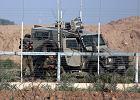 Izraelscy żołnierze zastrzelili Palestyńczyka. Próbował wjechać w nich traktorem