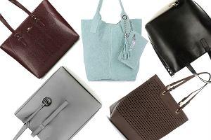 4e40dafb4ea9c Shopper bag - torebka idealna jesień
