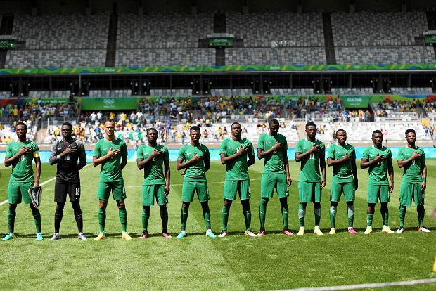 Piłkarska reprezentacja Nigerii, czyli 'Super Orły'
