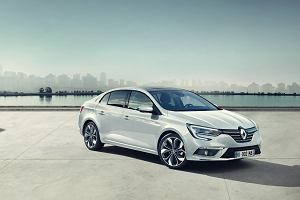 Renault Megane Sedan | Rodzina si� rozrasta