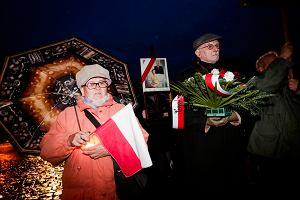 Co zapamiętamy z miesięcznic smoleńskich w Krakowie?