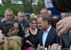 Tusk w Elbl�gu na pikniku: Wszyscy nam zazdroszcz�, a najbardziej s�siedzi