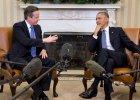 USA: Obama i Cameron za utrzymaniem sankcji wobec Rosji