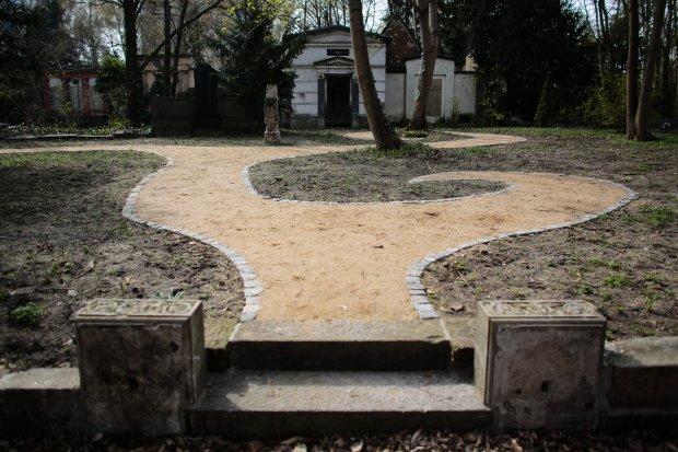 Po�miertne getto? Niemieckie lesbijki maj� sw�j cmentarz