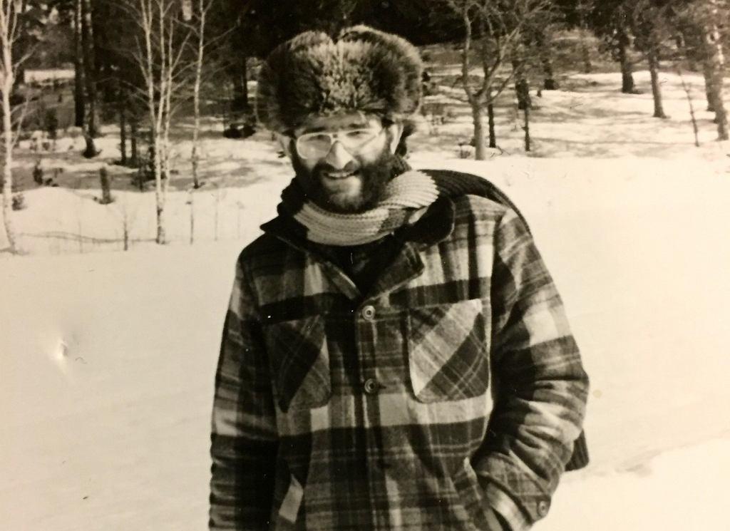 Pierwsza zima w Szwecji (fot. archiwum prywatne)