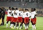 Rado�� graczy Ghany
