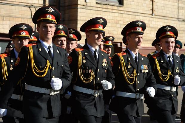 Rosja: Wojny nie ma, medale s� - a� 10 tysi�cy