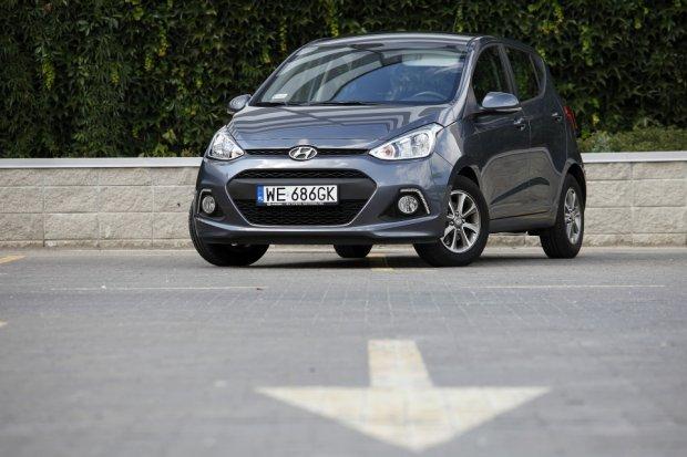 Hyundai i10 1.0 Premium | Test | Sko�nooki Europejczyk
