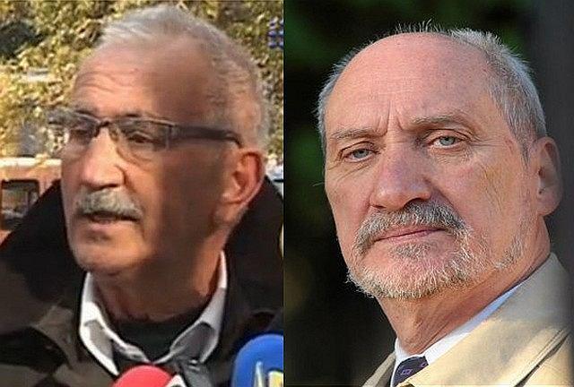 Paweł Deresz, Antoni Macierewicz