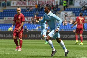 Serie A. Lazio rozgromiło Romę w derbach Rzymu, Szczęsny puścił trzy bramki