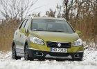 Suzuki SX4 S-Cross 1.6 DDiS 4WD Elegance |  Test długodystansowy cz. I | Nowy rozdział