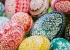 Tradycyjne pisanki na Wielkanoc