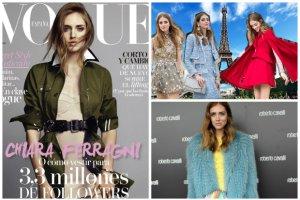 """Chiara Ferragni na okładce """"Vogue'a"""" - jako pierwsza blogerka w historii. Dlaczego właśnie autorka The Blonde Salad?"""