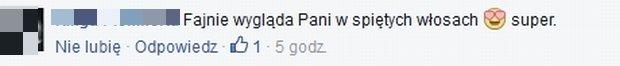 Komentarze na profilu Facebook.com/Kuchenne rewolucje