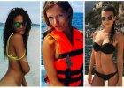 Gdzie top modelki sp�dzaj� wakacje? 10 pi�kno�ci podzieli�o si� wspomnieniami z urlopu na Instagramie [ZDJ�CIA]