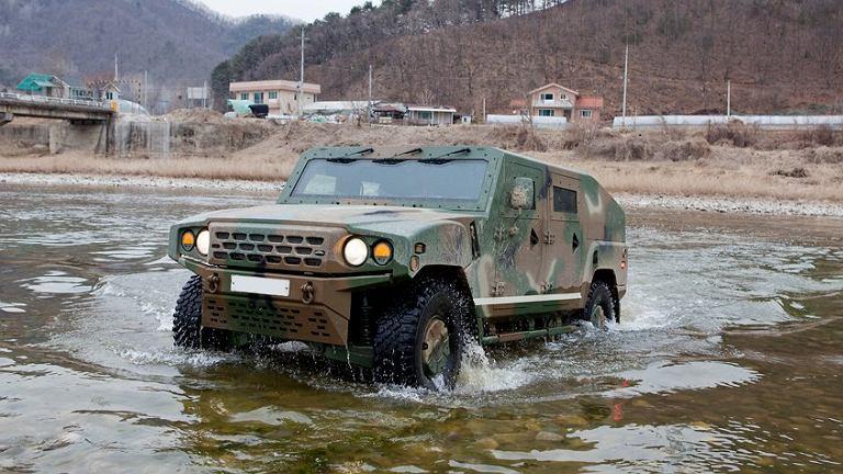 Kia Light Tactical Vehicle