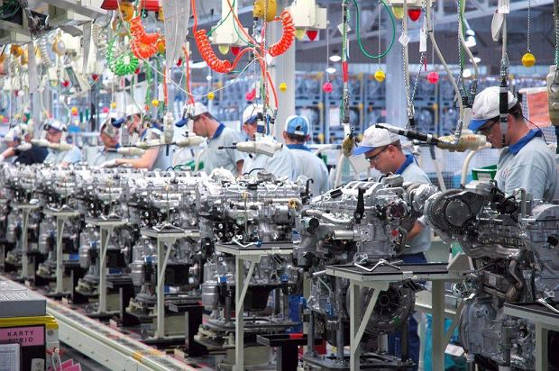 Duże inwestycje Toyoty w Polsce